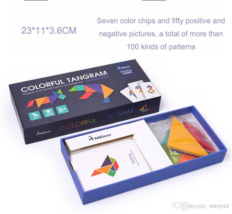 Großhandel Weihnachtsgeschenke Mideer Creative Jigsaw Puzzles Holz ...