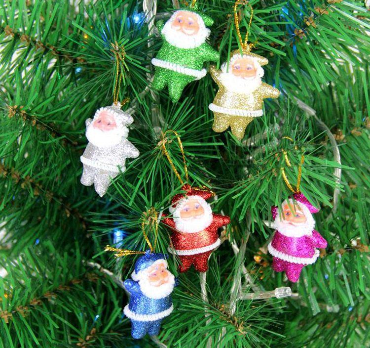 Best Quality Christmas Decoration Santa Claus For Christmas Tree  - Quality Christmas Tree