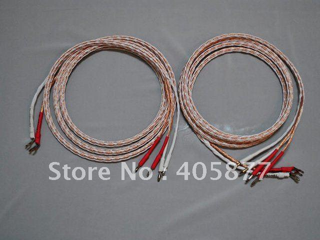 Kimber Kable 8tc Speaker Cable Biwire With Banana Plugs Hiend ...