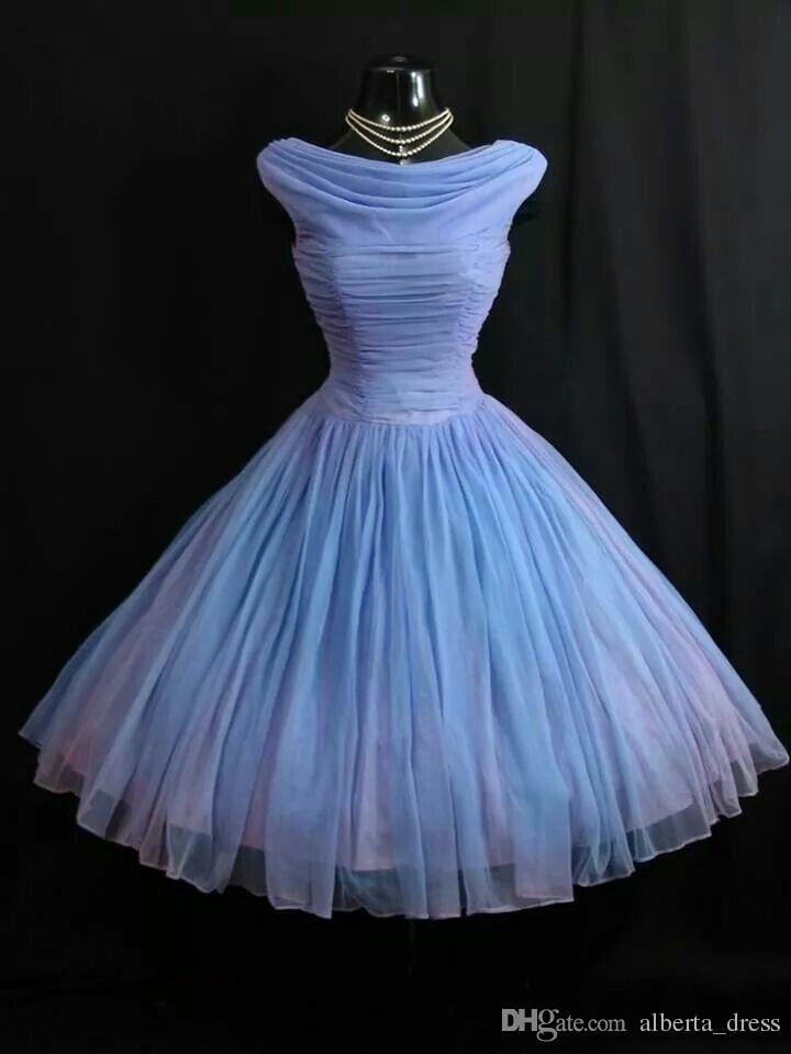 1950-х 50-х годов старинные платья невесты реальное изображение короткие платья выпускного вечера партии платья Homecoming платья vestidos пункт феста Бесплатная доставка