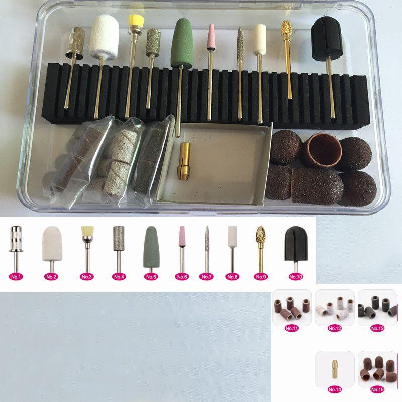 Nail Art Drill Professional Electric Machine Manicure Pedicure Nail ...