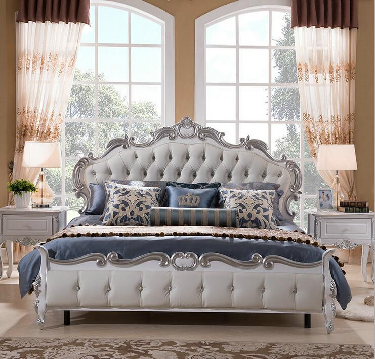 Factory Royal Bed Fashion European French Carved Furniture King Size 9091 With 885 42 Piece On Tengtank S