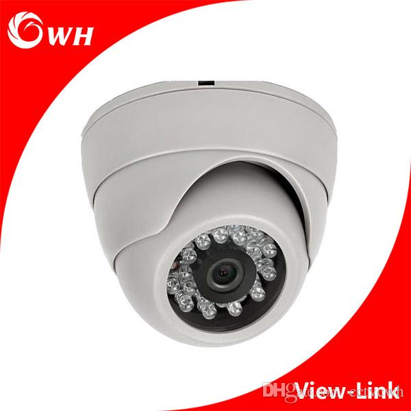 cwh a4007h ahd mini cctv camera with white color and 1mp13mp2mp front door camera color security camera indoor dome camera from cctvcwh