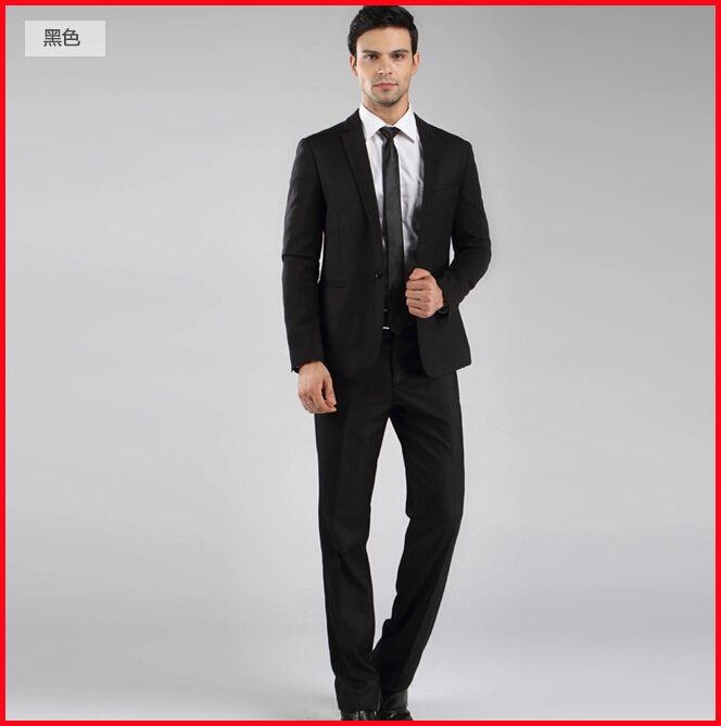 2018 Wholesale Hot Sale 2015 Italian Men Groom Wedding Tuxedo Suits ...