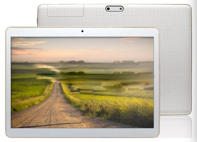 Tablette PC 10,1 Zoll MTK8382 Viererkabel-Kern 3G-Telefon Android5.0 Tablette 1GB RAM 16GB Rom IPS-Bildschirm wifi Bluetooth