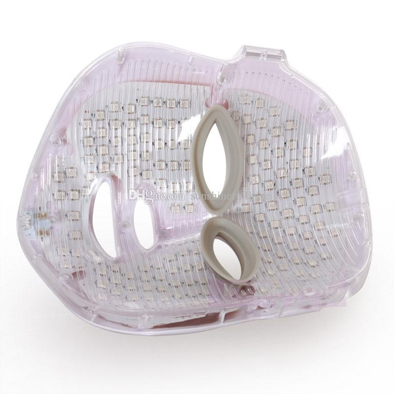 PDT LED Light Anti Aging Ance Killer Light Therapy Wrinkles Facial Mask Portable Beauty Machine for Skin Rejuvenation and