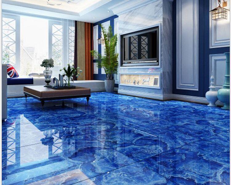 2017 Floor Tile Full Cast Glaze 800x800 Slip Glazed Living