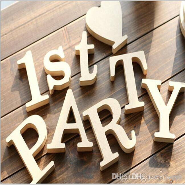 wooden letters home decoration wood wooden letters alphabet for