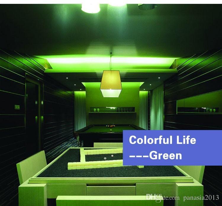 새로운 5M 유연한 RGB LED 라이트 스트립 16FT 5050 SMD 5m 300 LED 2A 전원 공급 장치가있는 방수 IR 리모콘