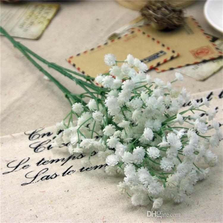 Çiçek All Over Gökyüzü Yıldız Simülasyon Çiçek Çiçek Ile Çiçek Düğün Çiçek Simülasyon Bitkiler Ev Düğün Deco Bebek nefes Çiçek