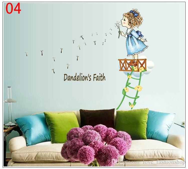 DHLミックス30スタイルリムーバブルPVCアップリケアルファベットウォールステッカーホーム装飾ステッカーMordernアート壁画子供保育園リビングルーム