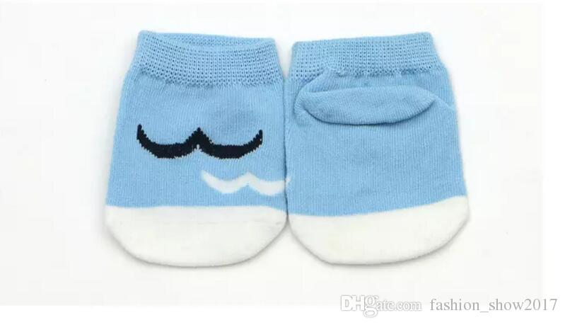 Kids Socks Baby Soft Cotton Mesh Breathable Cartoon Boy Girls Sock for Children Gifts Toddler Clothes