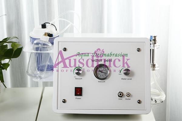NEW Hydro microdermabrasion Aqua Dermabrasion Water Peeling Skin rejuvenation Hydra facial machine Diamond Peel equipment with CE