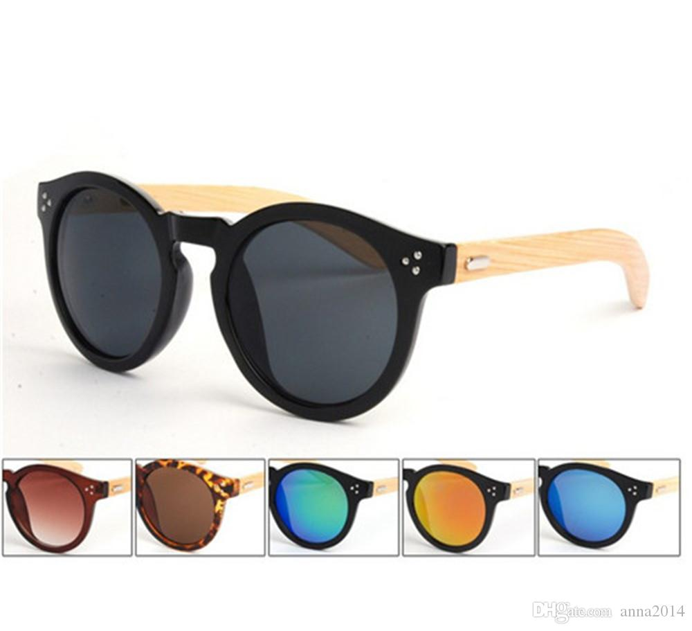 retro wood frame sunglasses bamboo sunglasses men wood sunglasses uv400 ac1230 polarised sunglasses baby sunglasses from anna2014 3317 dhgatecom - Wood Framed Sunglasses