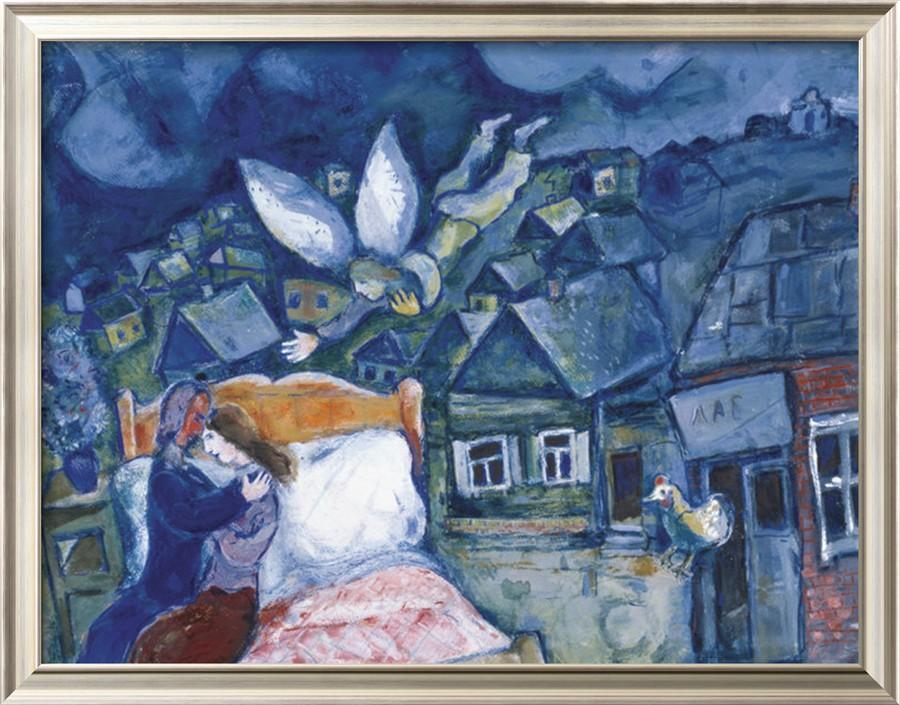 2018 sell art online the dream 1939 by marc chagall oil for Where can i sell paintings online