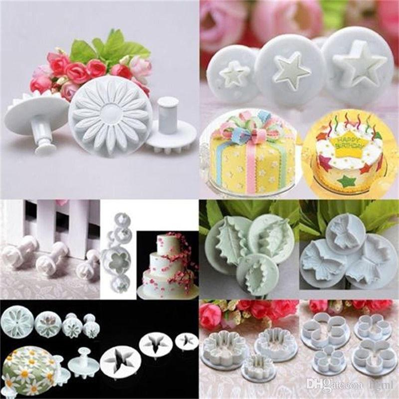 Decorating Tool 2017 of delicious fondant cake decorating modelling tools set diy