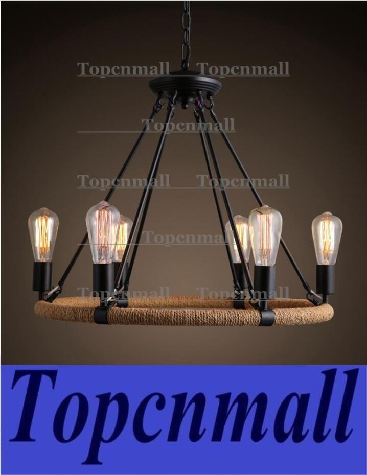 vintage industrial lighting retro pendant lamps village pend