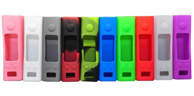 eVic VTC EVICVTC MINI MOD E cig Electronic cigarette Silicone Case Skin Cover Bag Pocket Pouch Accessories Box