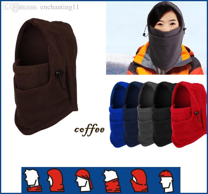 ea7e000168b Wholesale New 2015 Winter Fishing Polar Fleece Mens Women Bucket Hats Caps