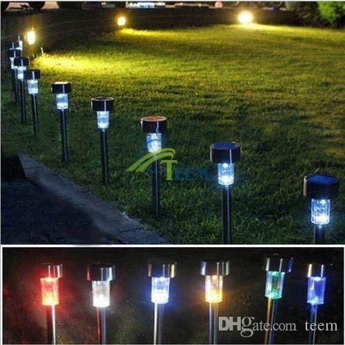 Decorative Night Lights Led Garden Lights Outdoor Lights Solar