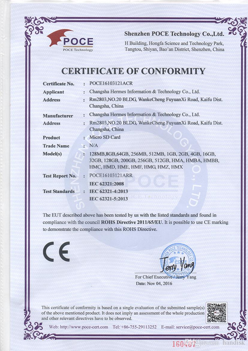 100% Real Capacity 1GB Memory cards 1 GB MicroSD Card Class 4 Wholesale Price And CE FCC Certificate