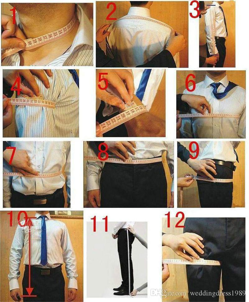 Moda Iş Erkek Iki Adet Damat Smokin Takım Elbise İyi Adam Sağdıç Damat Resmi Takım Elbise Düğün Smokin Takım Elbise Ceket + Pantolon