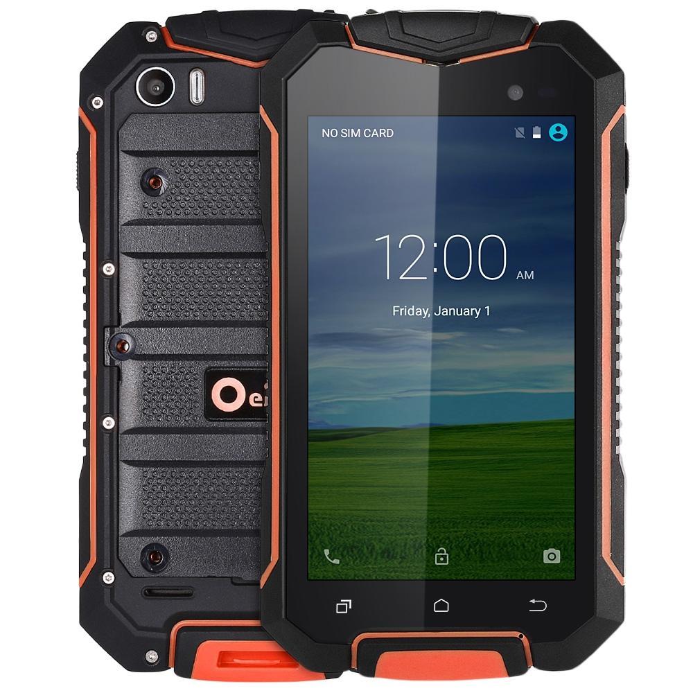Original Oeina XP7700 Smartphone MTK6580M Quad Core Android 5.1 4.5inch GPS Dustproof Shockproof Gravity Sensor Mobile Cellphone