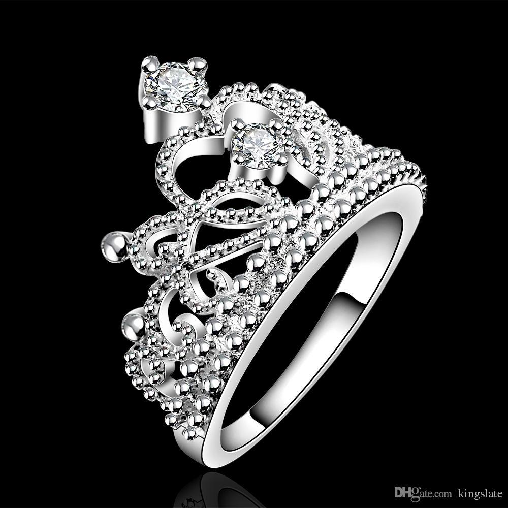 Swarovski Elements Gorgeous Design 925 Sterling Silver