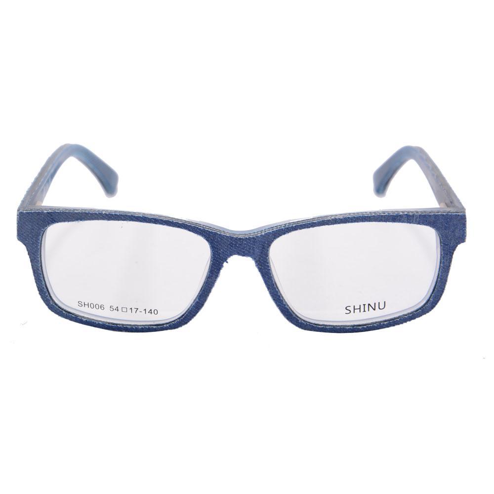Großhandel Shinu Jeans Gläser Mode Damen Brillengestell Clear Lens ...