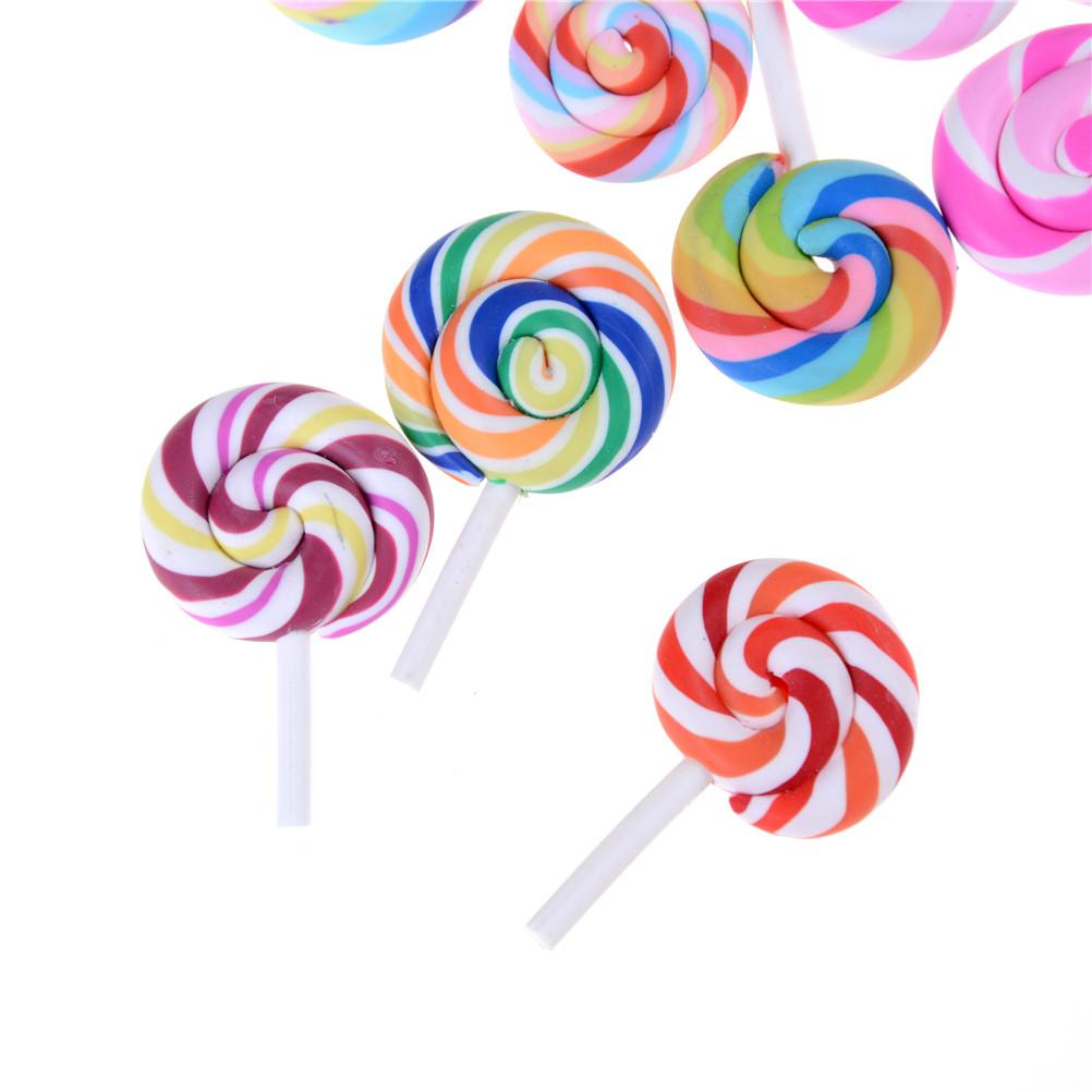 mini garten in der kuche, großhandel großhandel / garten handwerk mini lollipop simulation, Design ideen