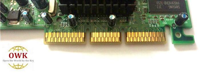 무료 배송 Radeon7000 VGA * TVO * AV 64M에서 공장