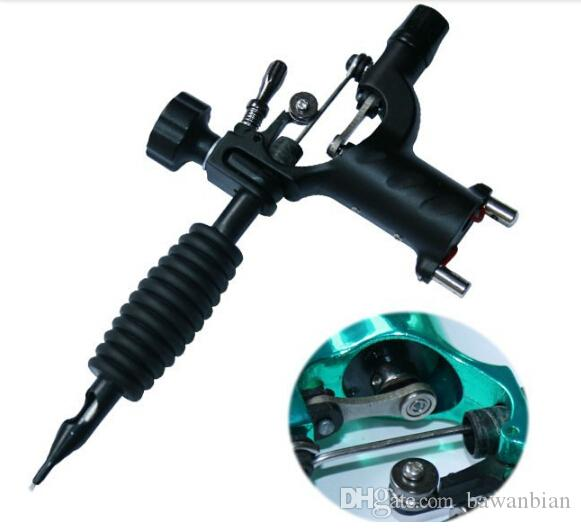 2016 Promotion Real Pro Professional Rotary Tattoo Machine Shader & Liner Assorted Motor Gun Kits Supply for Artists