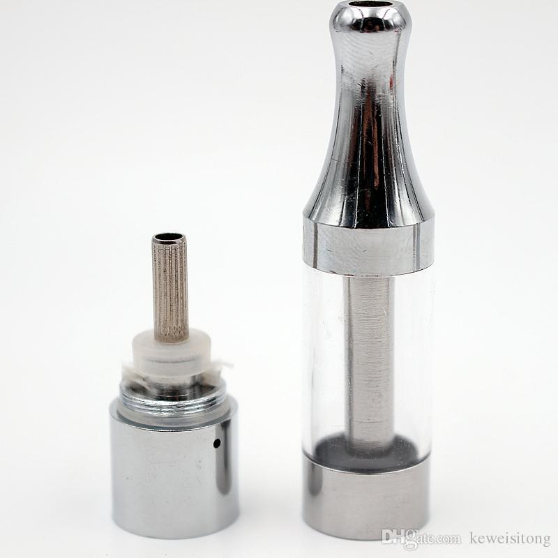 Mini Protank Atomizer kit 2.0ml Mini Pro tank clearomizer Mini pro-tank kit with two replaceable coil head vaporizer pen 510 vape cartridges