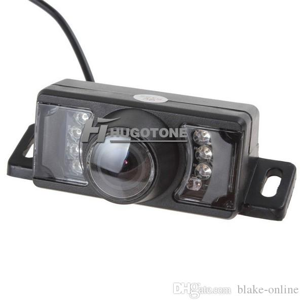 4.3 polegada tft espelho de carro monitor auto estacionamento assistente assistente vista traseira espelho visão noite sem fio à prova d 'água invertendo câmera