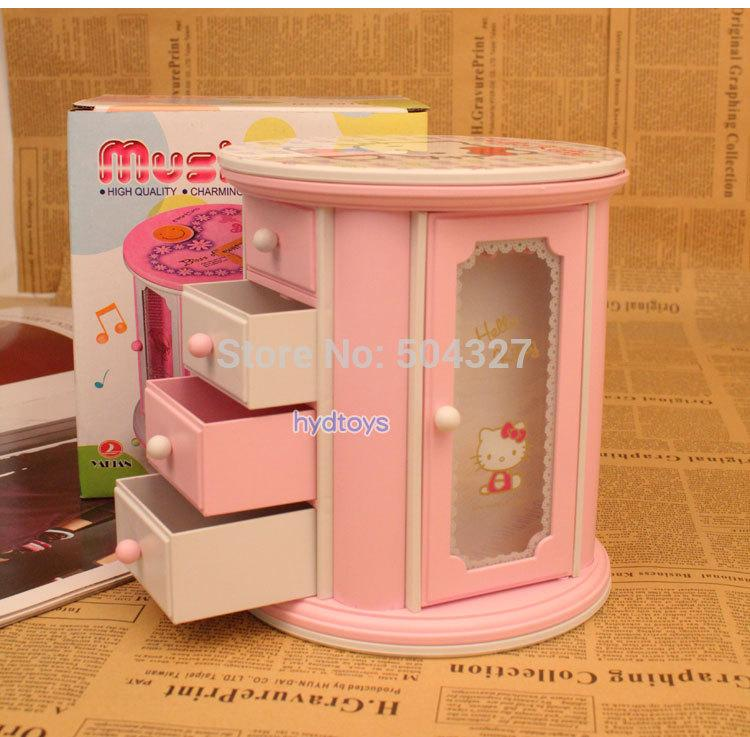 Hello Kitty Home Decor: Home Decor Hello Kitty Music Box Cum Jewelry Box
