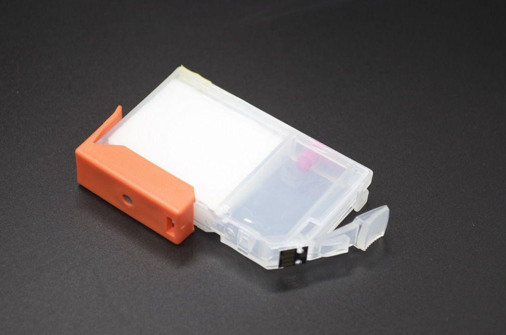 12 шт. / Лот; Сменные картриджи с чернилами для струйного принтера Canon pro 1; PGI-29 чипы с чернилами