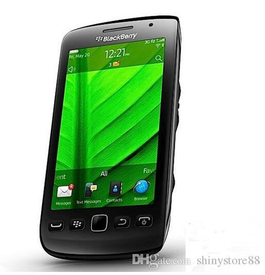 "Original Blackberry Torch 9860 CellPhone 3.7"" TouchScreen Camera 5.0MP WiFi GPS 3G Mobile Phone Fast Refurbished"