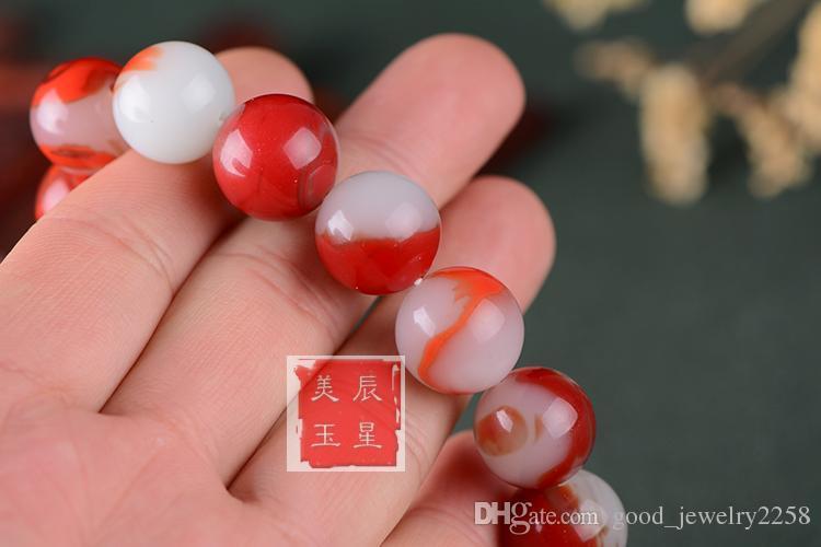 acheter chine belle xinjiang hetian jade soie sang de poulet dor bracelet gobi jade bracelet. Black Bedroom Furniture Sets. Home Design Ideas
