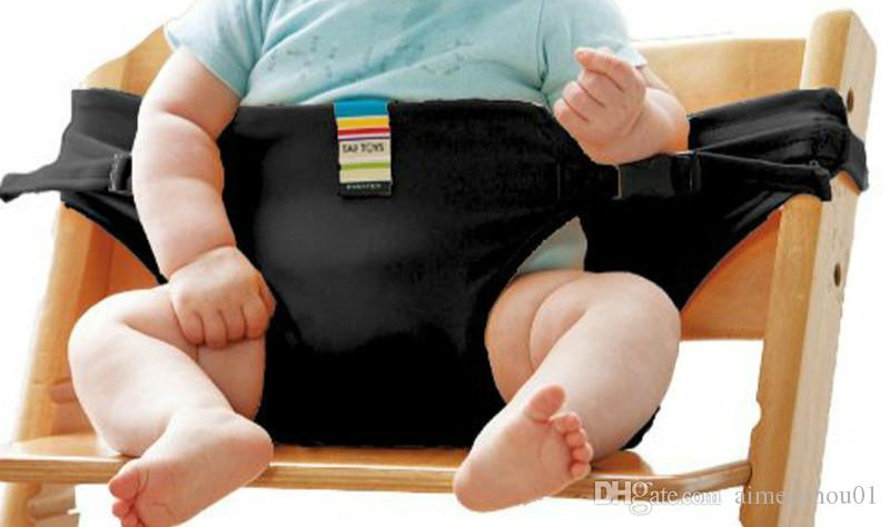 Hot Baby Carrier Infant Chair Portable Seat Dining Lunch Chair Seat Safety  Belt Stretch Wrap Feed Chair Harness Backpack Booster