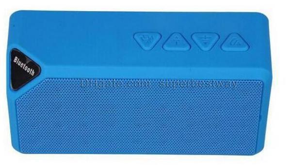 X3 OY мини bluetooth динамик для iPhone 6 Plus S5 примечание 4 hifi беспроводной bluetooth мини-динамик с micro sd громкий сабвуфер MIS001