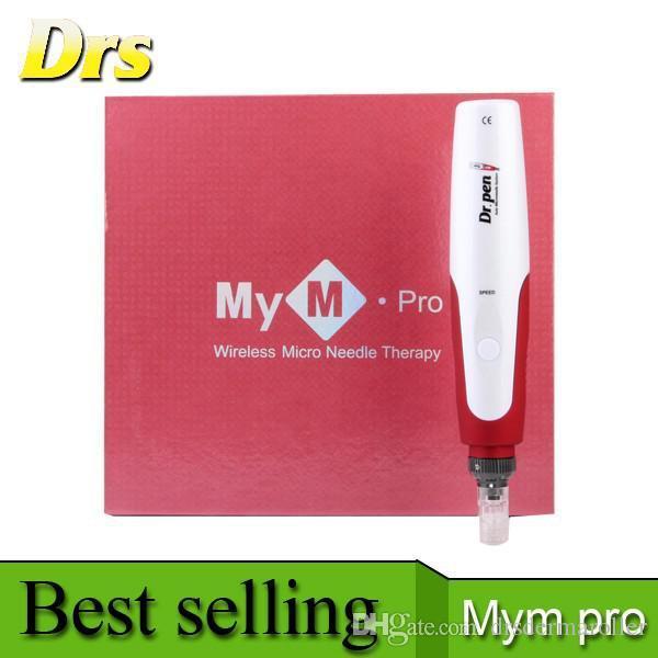 Newest Wireless Micro Needling Electric Derma Meso Pen