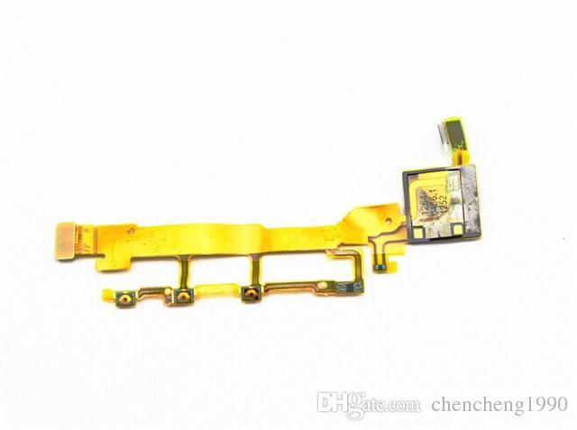 Dobra cena Nowy oryginalny wolumin Power On Off Switch Flex Cable do Sony Z L36H C6603 C6602