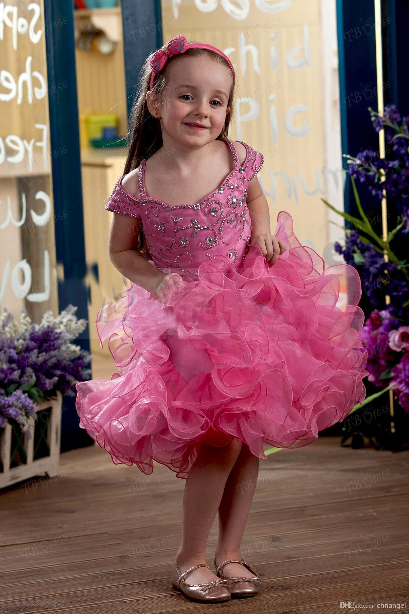 Compre Envío Gratis 2013 Venta Caliente Vestido De Organza Batea De ...