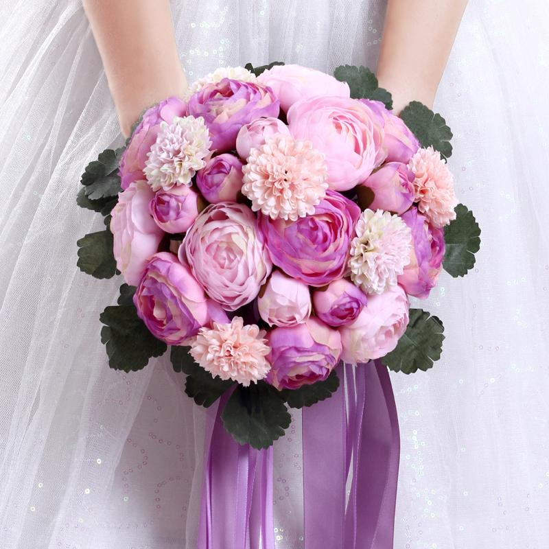 Inexpensive Flowers For Wedding Bouquets: Elegant Cheap Bridal Bouquet Wedding Accessories Bridal