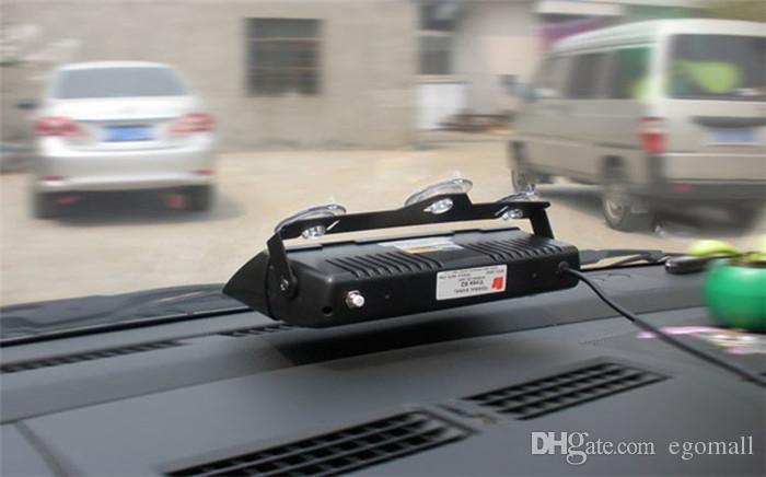 S2 Viper Federal Signal Led ad alta potenza dell'automobile Strobe Light Auto Warn Polizia Luci di emergenza LED Light 12V Front Light