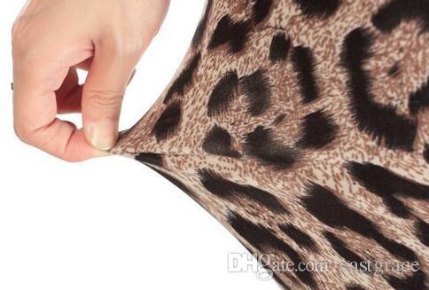 Classic fashion big leopard printed leggings nine minutes of pants Fitness leggings Ladies new mix leggings retail and wholesale
