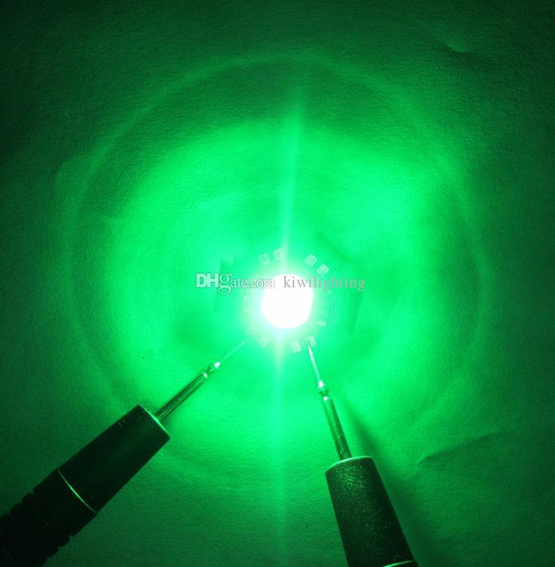 4W 4 * 1W RGBW Red Green Blue + Biały / Ciepły biały LED Żarówki Żarówki 25 sztuk / partia