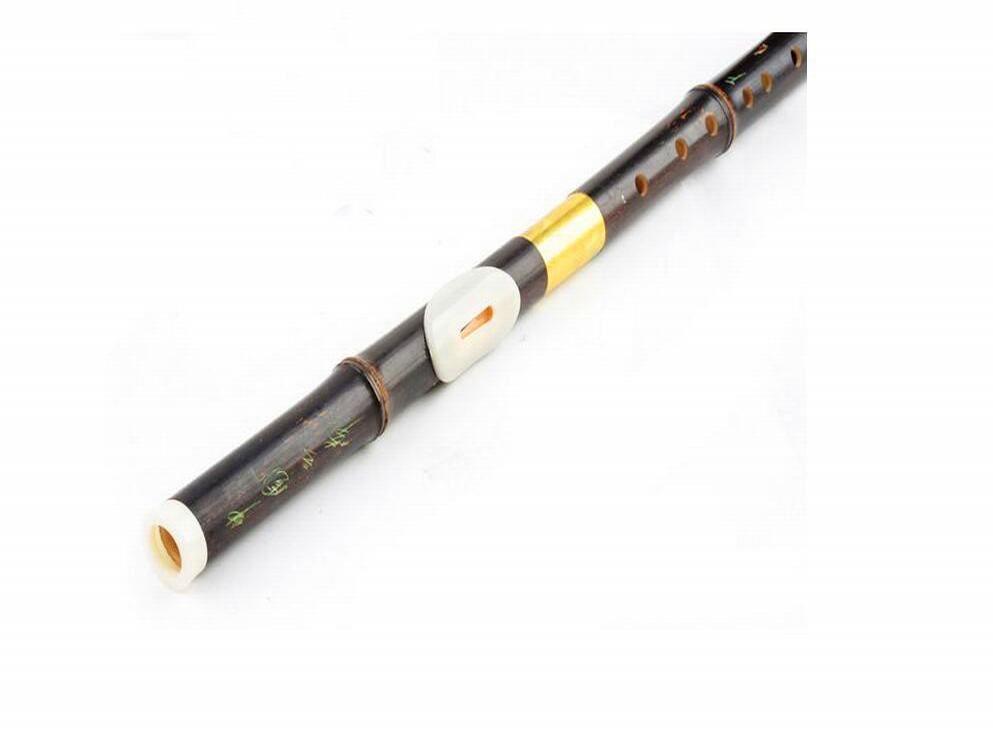 Flûte de bambou Bawu Transverse Jouant Flûte Bawu F / G clé Flûte Transversal Bawu Alto Basse Flûte Instruments de musique pour débutant