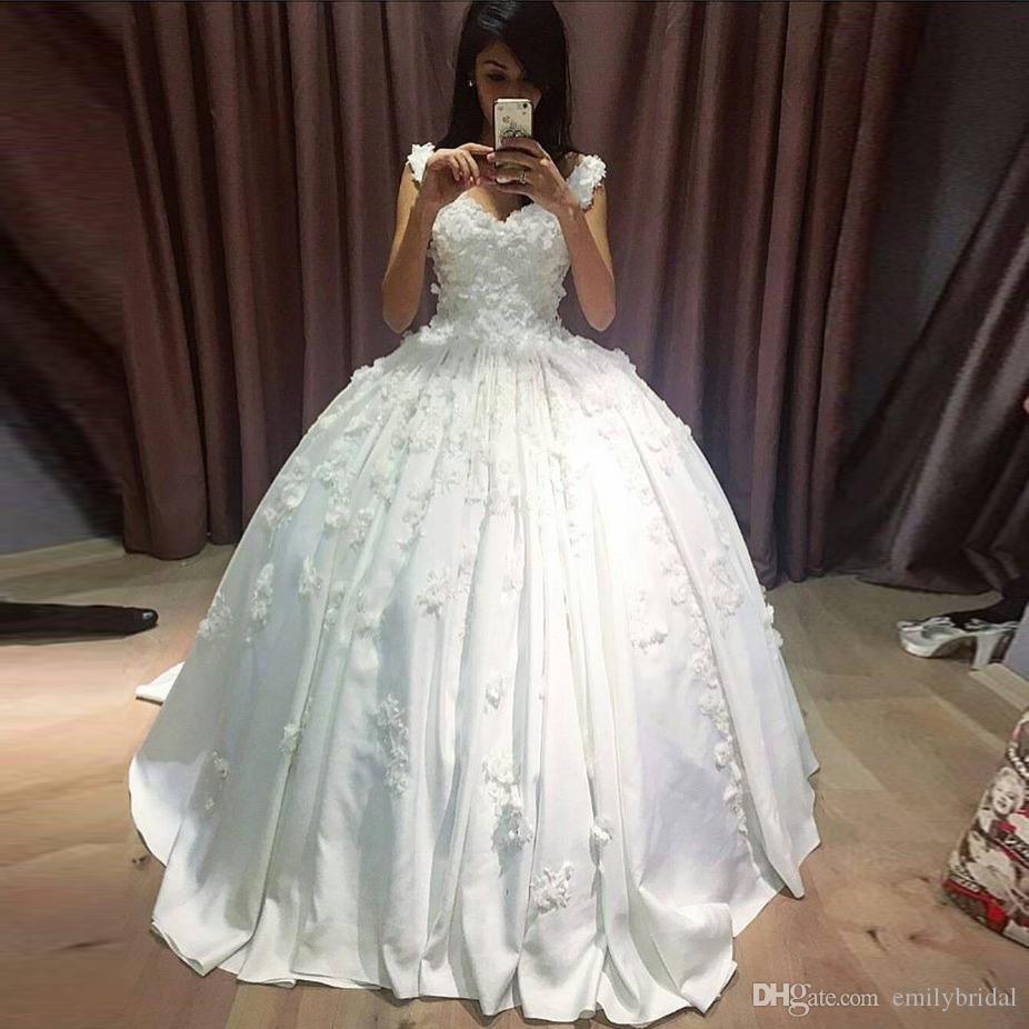 Vestidos para novias estilo princesa