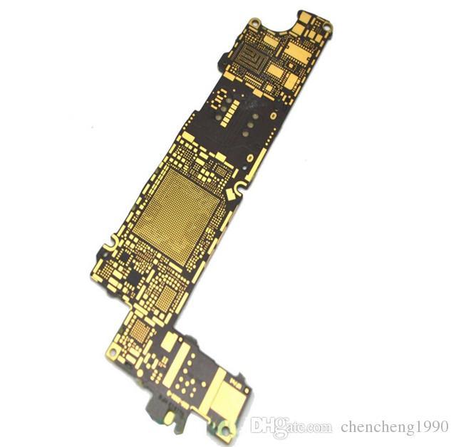 Neue Hauptplatine Hauptlogik Bloßes Brett Für iPhone 4 4 s 5g 5 s 5c 6 6g 6 plus Ersatzteil